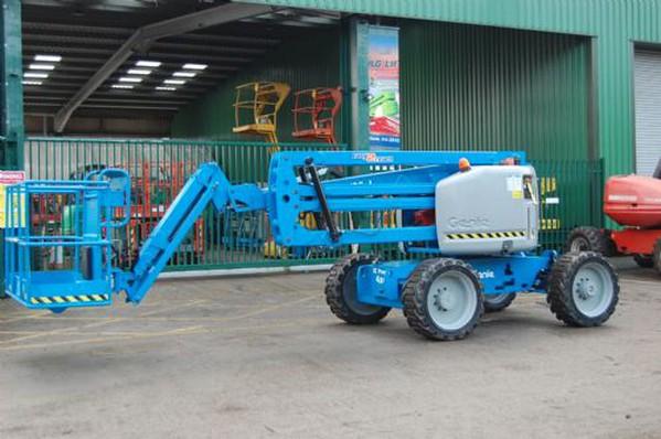 Genie Z45/25J 4X4 Diesel boom lift