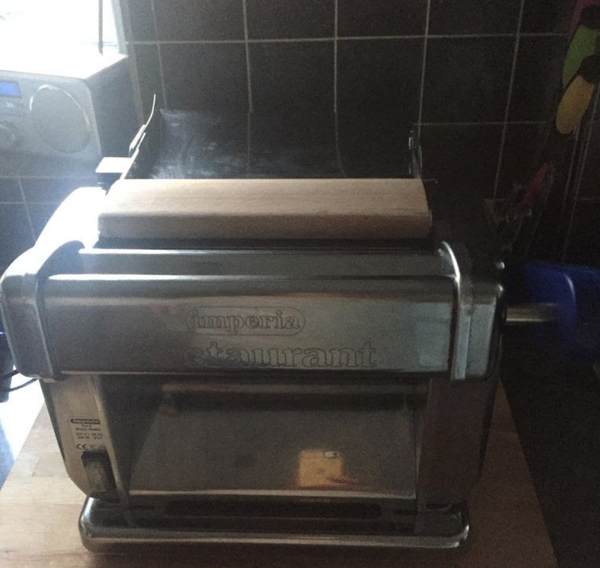 Pasta machine for sale