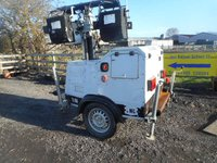 Towable lighting tower for sale