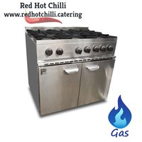 Gas 6 burner for sale