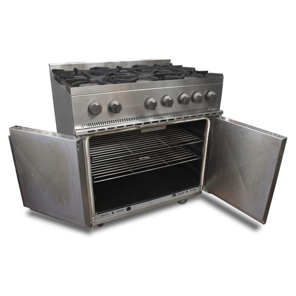 Gas oven Cheshire