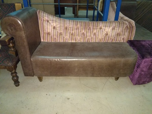 Left Chaise Longue Style Sofa