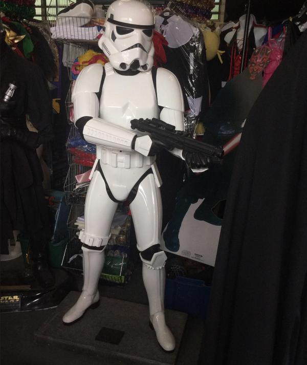 Authentic star wars merchandise