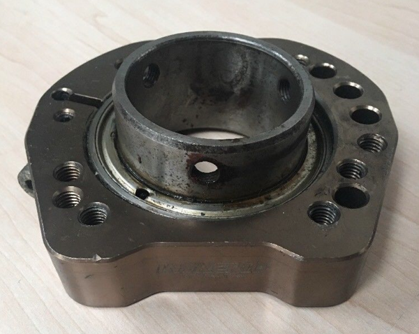 Intrepid Go Kart Rear Axle Bearing And Carrier