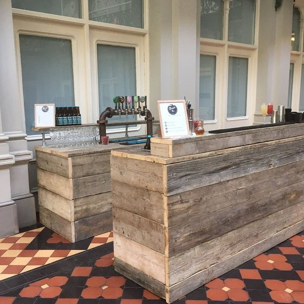 Unique mobile bar business for sale