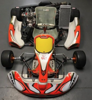 RK Senior Go Kart With IAME X30 Engine