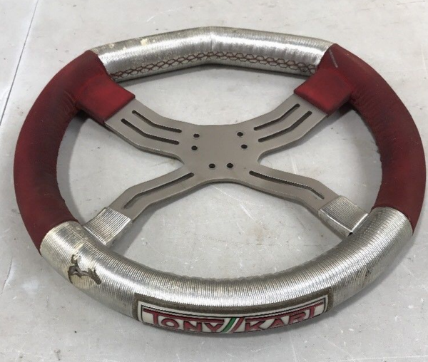 Tony kart otk steering wheel