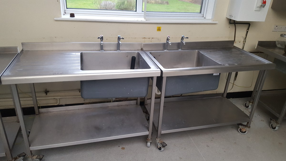 Secondhand catering equipment single sinks commercial single secondhand sink for sale workwithnaturefo