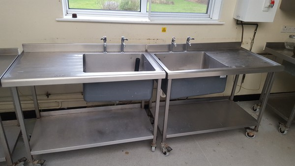 Secondhand sink for sale