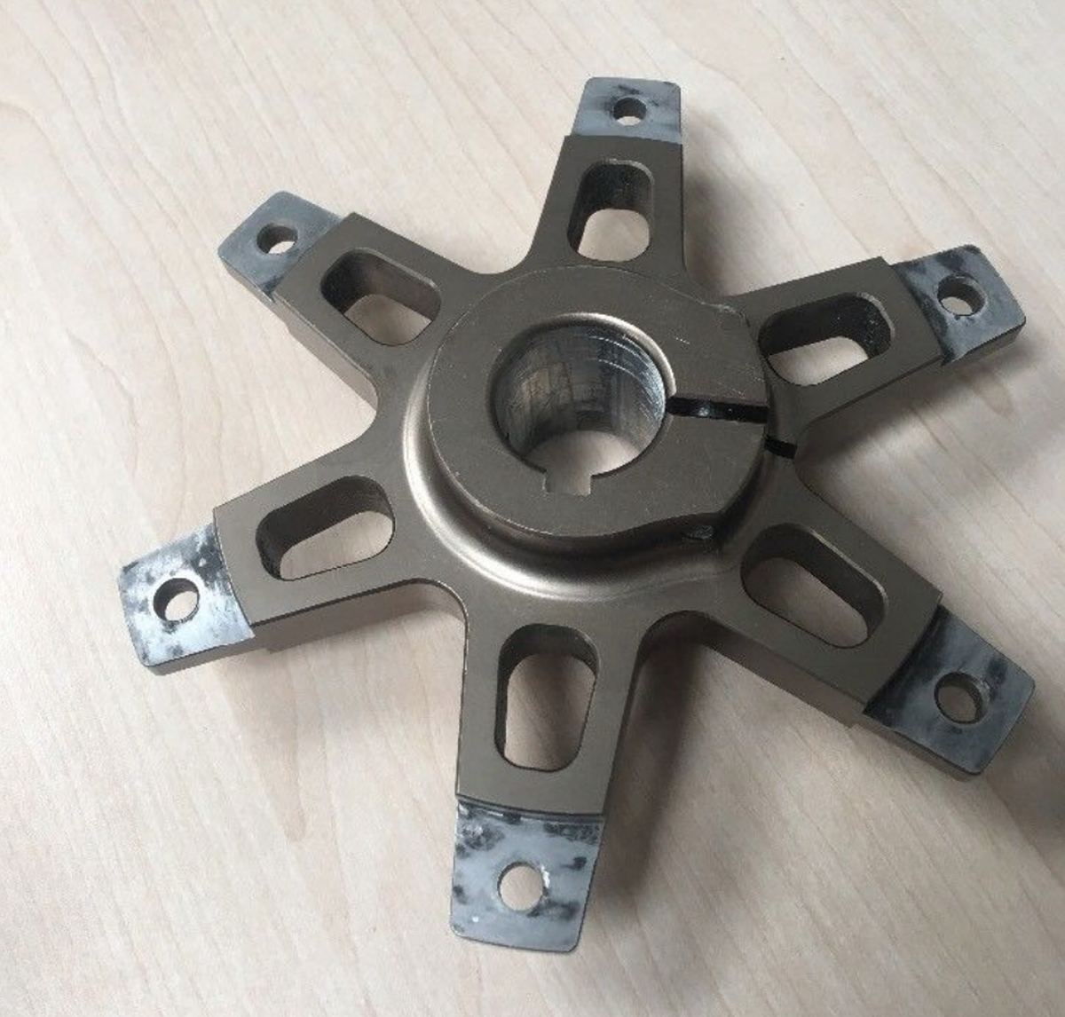 IPK Cadet 25mm Go Kart Sprocket Carrier - Essex