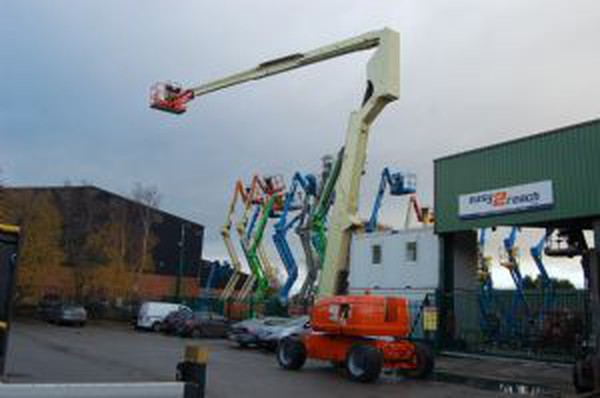 Secondhand Articulating Boom Lift for sale
