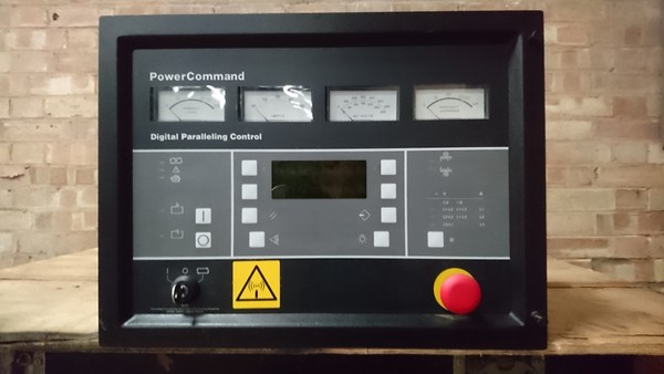 DIgital control unit