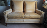 Duresta  2 Seater Love Seat