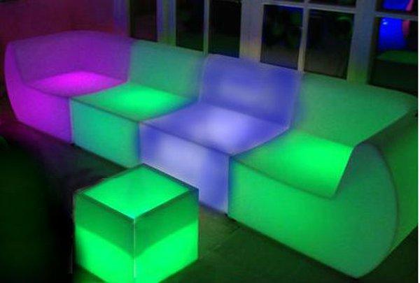 LED Modular sofa