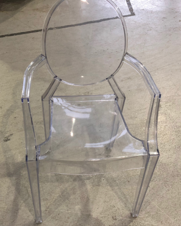 Ghost style chairs