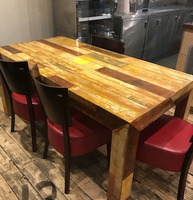 Wooden dining table for sale
