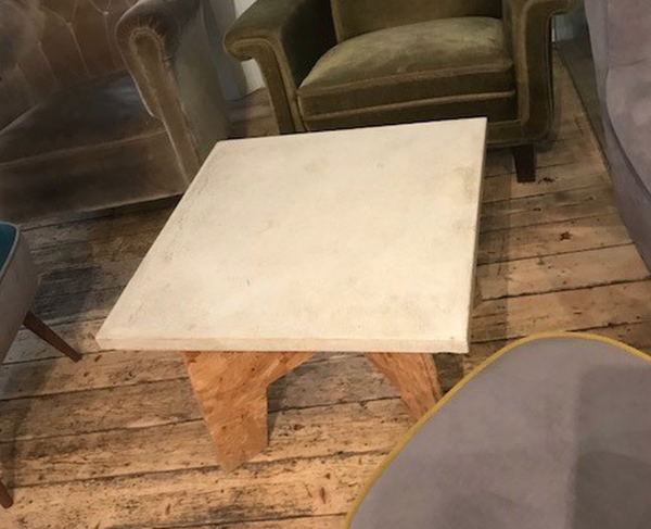 Concrete table for sale