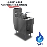 Pitco SG14 Gas fryer