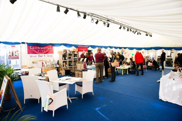 Vacancy for marquee staff