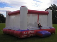 Big Inflatable Bouncy Boxing Ring for sale