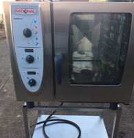 Rational 6 grid oven for sale