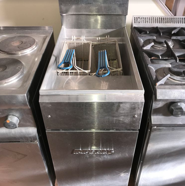 Gas fryer for sale