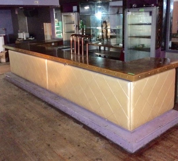 Copper Top Bar