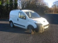 Peugeot van for sale