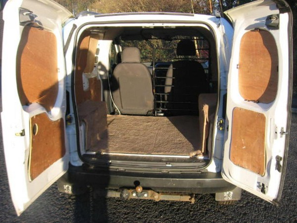 Car derived van for sale