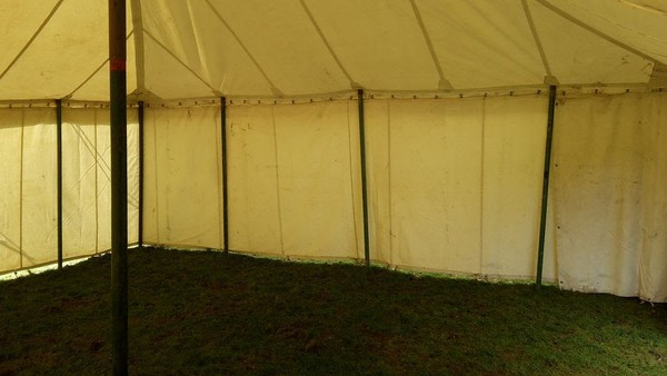 Used marquee