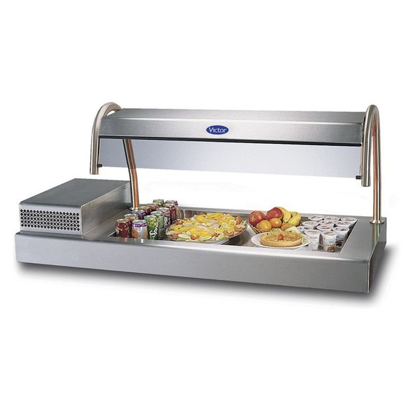 Table top refrigerated self server