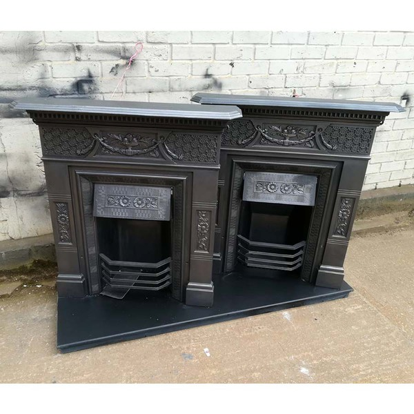 Secondhand fireplaces