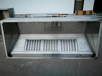 Extraction canopy hood