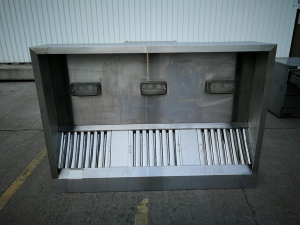 Extraction canopy for sale
