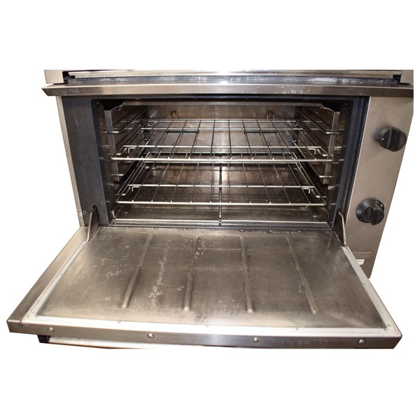 Used gas oven