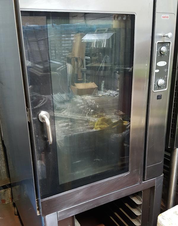 Used Salva oven