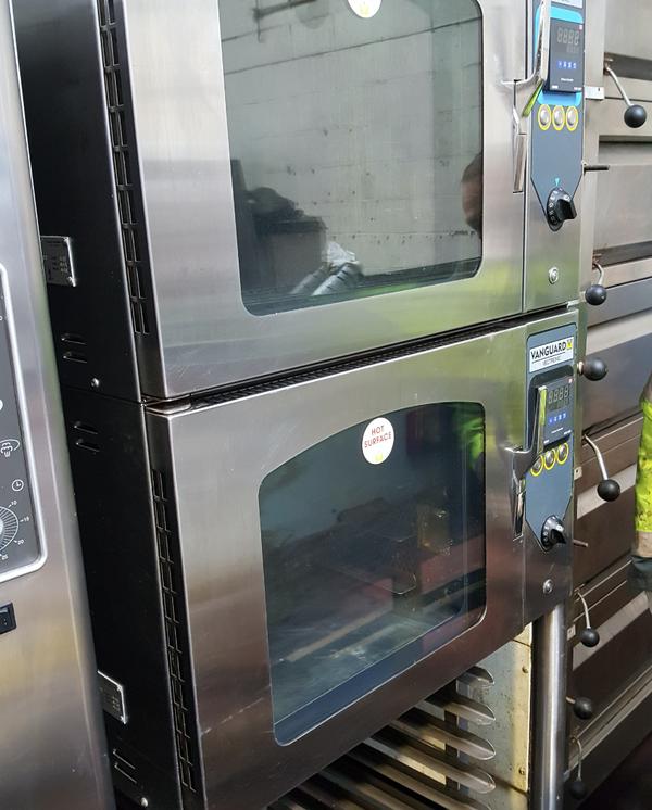 Vanguard Vectronic Ovens