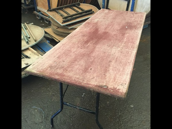 Ex Hire 6Ft. Table