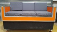 Flightcase sofa