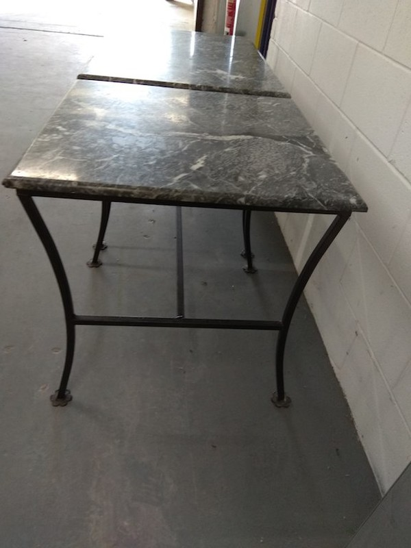 Matching Granite tables