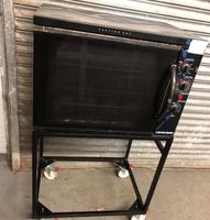 Turbo fan ovens