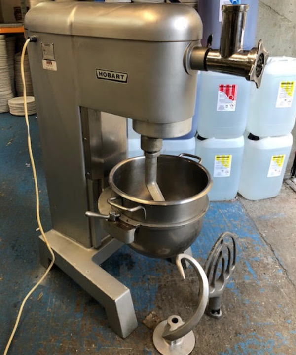 Commercial kitchen aid