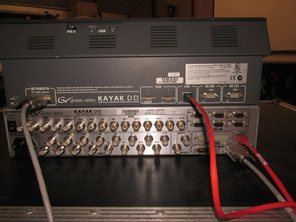 Used control desk
