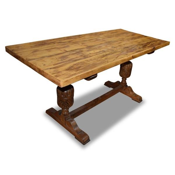 Lightwood restaurant table for sale