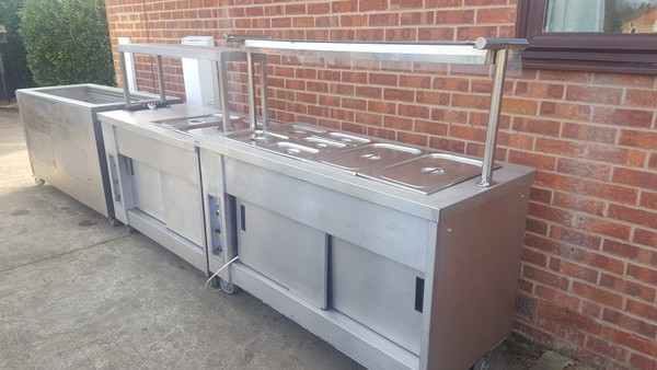 Cold counter for sale