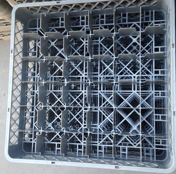 Glass Washing Racks Various Sizes
