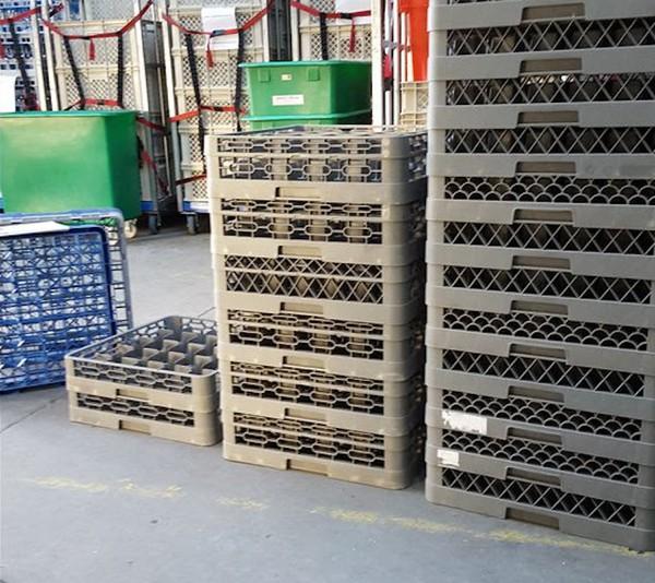 Glass Washing Racks Various Sizes