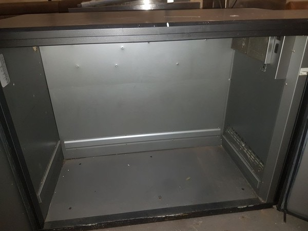 Used cooler