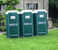 Polyjohn Single Unit Toilets