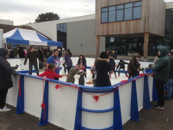 Ice rink essex
